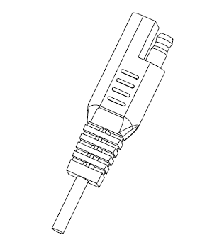 SAE connector in 2 prongs now available with heavy duty overmold and strain relief for heavy duty applications in Automobile and RV Trailer and others. The connector assembly features  Weatherproof connectors...