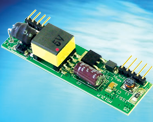 PoE Powered Device (PD) Dc/DC converter providing 5-48Vdc meeting IEEE802.3af, model GT-91087