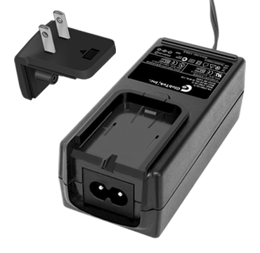Li-Ion Intelligent Charger Series for 1 cell, 2 cell, and 3 cell Li-Ion battery packs
