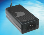 GT-41132-60VV-x.x-T3, ITE Power Supply, Desktop/External, Regulated Switchmode AC-DC Power Supply AC Adaptor, , Input Rating: 100-240V~, 50-60 Hz, IEC 60320/C14 AC Inlet Connector, Class I, Earth Ground, Output Rating: 60 Watts, Power rating with convection cooling (W) , 12-24V in 0.1V increments, Approvals: CCC; Korea (12V 15V Only); CE; cULus; NrCAN; China RoHS; WEEE; NEMKO 60950; Class I; VCCI; PSE; Ukraine; Level V; RoHS; CB 60950; LPS; ST-Malaysia; CB up to 45C @ 40W; CE; South Africa; Taiwan BSMI; Israel; India; IRAM; PSE; PSE; IP40; EAC; Korea (19V, 20V, 24V only); SGS (Brazil); FCC; RCM; Nigeria;
