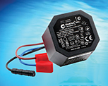 GTM93021-20VV-P2 (WIRES), ITE / Medical Power Supply/Class 2/Household Power Supply, Potted/Encapsulated in plastic housing, Regulated Switchmode AC-DC Power Supply AC Adaptor, , Input Rating: 100-240V~, 50-60 Hz, Input Wires 2x 200mm stranded UL1015 or equivalent, Blue=Neutral and Brown=Line, Output Rating: 20 Watts, 5-48V in 0.1V increments, Approvals: Ukraine GOST-R China RoHS WEEE Double Insulation PSE CB EN/IEC 60335-1 CE NEMKO EN/IEC 60335-1 RoHS 2 S-Mark VCCI cETLus IP68